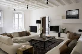 Living Room Design With Black Leather Sofa by Home Design 89 Marvellous Modern Living Room Decors