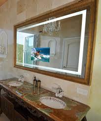bathroom cabinets bathroom mirror television pcd homes mirrors