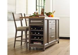 lacks highline 3 pc kitchen island set