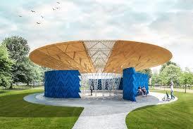 Pavilion Concept Temporary Pavilion Inhabitat Green Design Innovation
