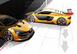 renault sport rs renault sport r s 01 gestation detailed