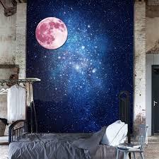 online get cheap moonlight moonlight aliexpress com alibaba group 4 colors 3d luminous planet wall stickers world moonlight glow in the dark moon earth wall