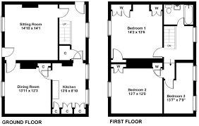 3 bedroom cottage for sale in scarr hall farm red brink lane