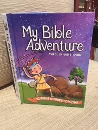 my bible adventure through god u0027s word 52 bible stories for kids