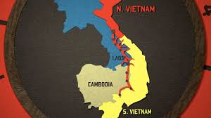 Saigon On World Map by The Infamous And Ingenious Ho Chi Minh Trail Cameron Paterson