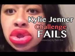 The Challenge Fails Jenner Challenge Fails