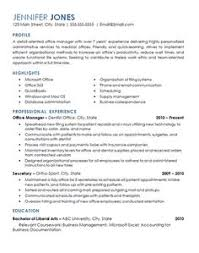 Receptionist Resumes Samples by Receptionist Resume Sample Recipe Perfect Resume Medical And