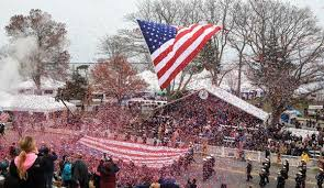 plymouth america s hometown thanksgiving parade held audio report