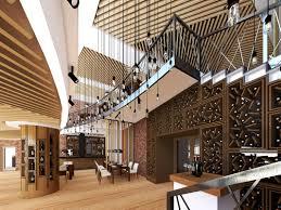 italian restaurant concept design by blueprint architects on guru