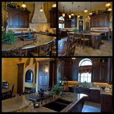 tuscan kitchen island 156 best tuscan kitchens images on tuscan kitchens
