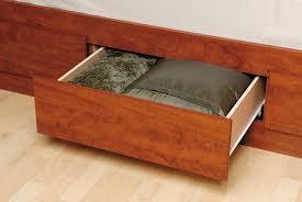 Bed Platform With Drawers Amazon Com Prepac Cbk 84xx A Bed Platform Storage Furniture