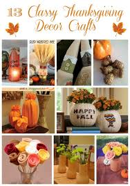 13 thanksgiving decor ideas you can make this weekend