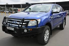 repossessed ford ranger ute auction graysonline