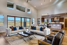 Living Room Design Library Modern Design Style Home Staging Design By White Orchid Interiors