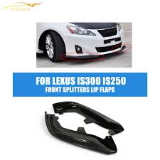 lexus is300 altezza bumper popular is300 front lip buy cheap is300 front lip lots from china