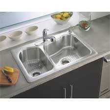 Designer Kitchen Sinks Staccato Kitchen Sink K 3361 4 Nak From Kohler