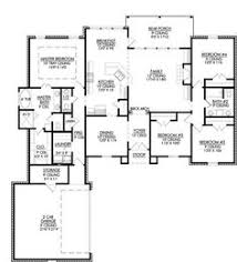 Two Bedroom Two Bath House Plans Plan 11712hz Elegant 4 Bedroom House Plan With Options House