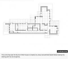 usonian houses floor plans house plans