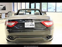convertible maserati for sale 2013 maserati granturismo for sale in fort myers fl stock 066901