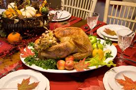 thanksgiving table with turkey 7 tips for a frugal but still delicious thanksgiving feast