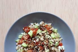 cuisiner les haricots blancs frais empedrat de haricots blancs pesto et fromage frais mango and salt