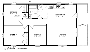 Modular Cabin Floor Plans 24 X 48 Homes Floor Plans Google Search Small House Plans