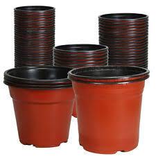 Flower Pot Holders For Fence - 12 plant pot holders hang 6