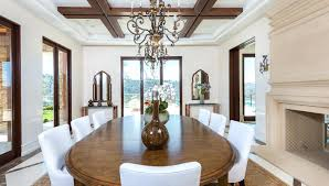 dining table dining room dining space emerald bel air dining