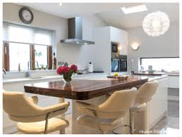 modern handleless kitchens modern kitchen carlow newhaven kitchens u0026 bedrooms