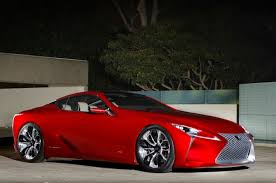 lexus lf lc concept interior lexus lf lc could be lfa successor we u0027ve been longing for