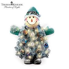 fully decorated trees for sale the kinkade pop