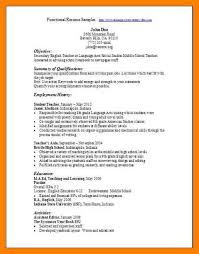 Functional Skills Resume Examples by 5 Functional Resumes Examples Fancy Resume