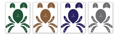learning insect body parts free printable gift curiosity