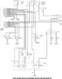 2001 dodge durango wiring diagram efcaviation com