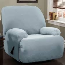 double diamond stretch jumbo recliner slipcovers