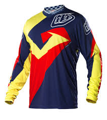 motocross jersey printing 2015 troy lee designs vega navy red tld mx gp motocross jersey