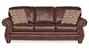 Sofa Living Room Furniture Hallettsville Espresso Sofa By Gallery Furniture