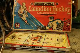 best table hockey game bobby hull table top hockey game vintage munro hockeygods