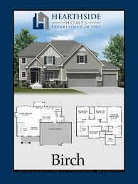 bradford floor plan hearthside homes floor plans u2014 homestead of liberty