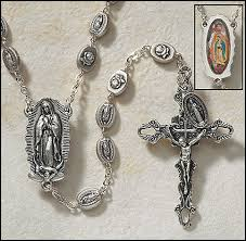 our of guadalupe rosary of guadalupe rosary