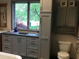 design your own vanity cabinet kraftmaid bathroom linen cabinets home decorating interior