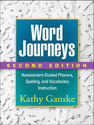 word journeys second edition assessment guided phonics spelling