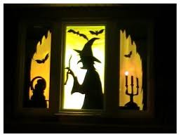 Glow In The Dark Halloween Window Decorations by 14 Halloween Window Ideas Crafting In The Rain