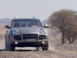 2006 Porsche Cayenne - 2006 porsche cayenne turbo s front 1280x960 wallpaper