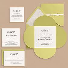 monogram wedding invitations escorial monogram wedding invitations invitation crush