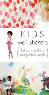 Wall Decor For Bedroom by Best 25 Kids Wall Stickers Ideas On Pinterest Nursery Wall