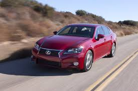lexus cars price range 2012 lexus gs range pricing