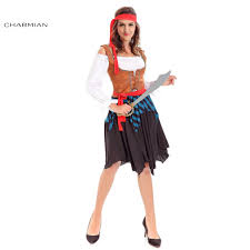 Womens Pirate Halloween Costumes Cheap Womens Pirate Vest Aliexpress Alibaba Group