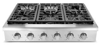 Viking 6 Burner Gas Cooktop Commercial 6 Burner Gas Stove Cook Top Natural Throughout The