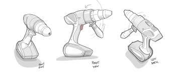 power drill concept design mc82 miguel a cardona jr new